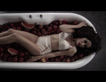 Sweetest Love! Eleni Foureira for FIZZ