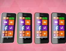 Nokia Colors Lumia